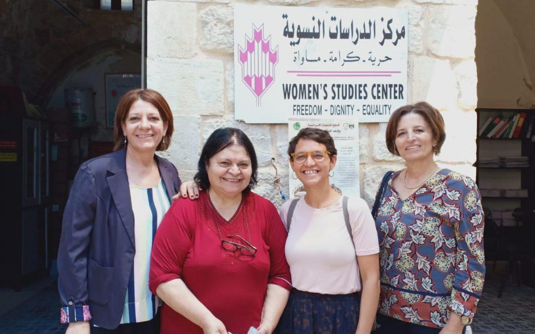 Transversalització de gènere i empoderament econòmic a Nablus