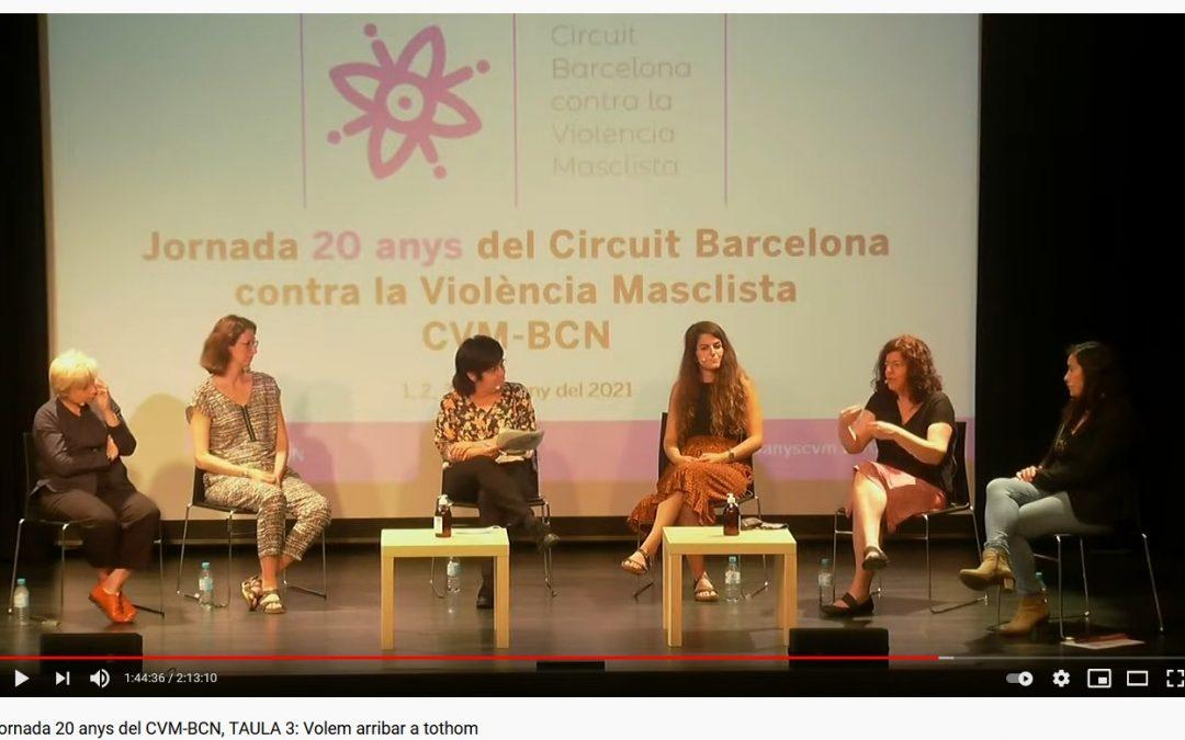 Jornada 20 anys del CVM-BCN (Calàbria 66, 2021)